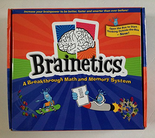 Brainetics - A Breakthrough Math and Memory System
