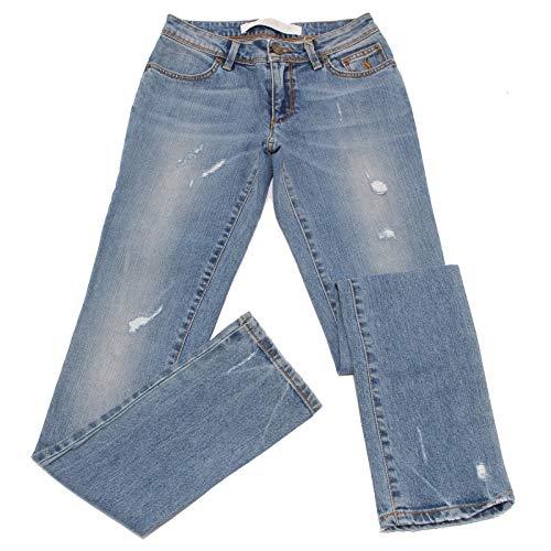 SIVIGLIA 3058Z Jeans Donna Pantalone Vintage Effect Blue Pants Woman [25]