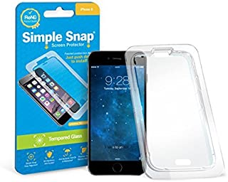 Simple Snap Screen Protector for iPhone - Clear