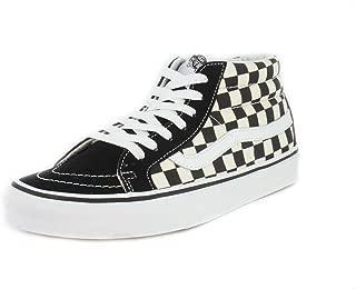 Vans Sk8-Mid Reissue Checkerboard/True White VN0A391FQXH Skate Shoe