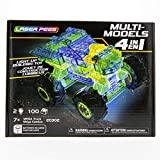 Laser Pegs 4 in 1 Mega Truck