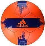 adidas EPP ll Club Soccer Ball Solar Red/Team Royal Blue 3