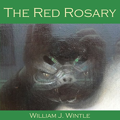 The Red Rosary audiobook cover art