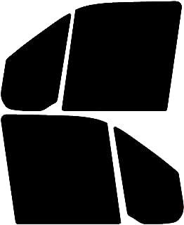 Toyota Prius 2003 to 2009 20/% Dark Tint PSSC Pre Cut Rear Car Window Films