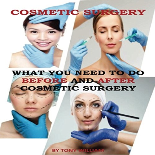 Cosmetic Surgery audiobook cover art