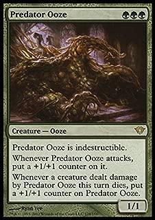 Magic: the Gathering - Predator Ooze (124) - Dark Ascension