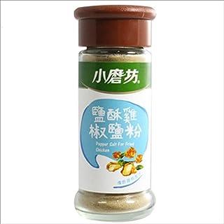 《小磨坊》 鹽酥鶏椒鹽粉 40g(フライドチキン用塩コショウ) 《台湾 お土産》 [並行輸入品]