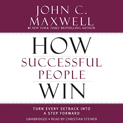 How Successful People Win audiobook cover art