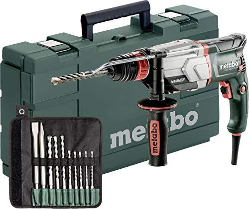 Metabo UHE 2660-2 rotary hammers Sin llave 2500 RPM 800 W - Martillo perforador (Sin llave, 2,6 cm, 2500 RPM, 2,8 J, 4200 ppm, 1,3 cm)