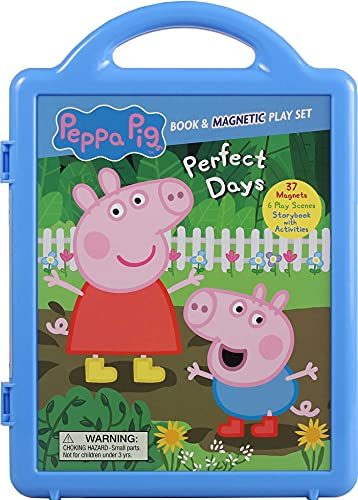 Compare Textbook Prices for Peppa Pig: Magnetic Play Set  ISBN 9780794446048 by Rusu, Meredith