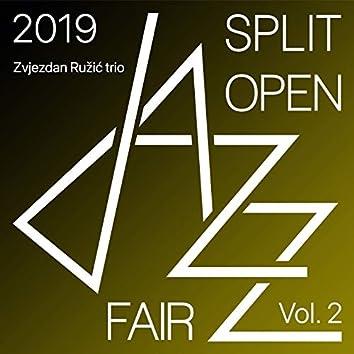 Split open jazz fair 2019 Vol. 2 (Live)