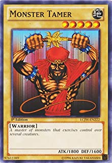 YU-GI-OH! - Monster Tamer (LCJW-EN222) - Legendary Collection 4: Joey's World - 1st Edition - Common