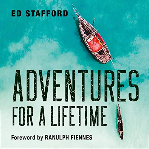 Adventures for a Lifetime cover art