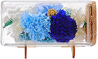 TEATSIGHT Preserved Flower Flower Bottle Gift Boxed Soleil