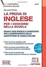 Permalink to La prova di Inglese per i concorsi nella scuola PDF