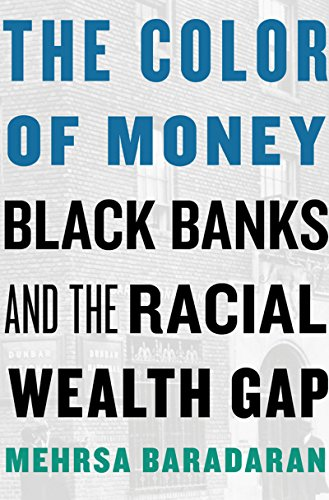 The Color of Money: Black Banks and the Racial Wealth Gap (English Edition)