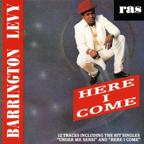 LEVY BAIXAR BARRINGTON CD
