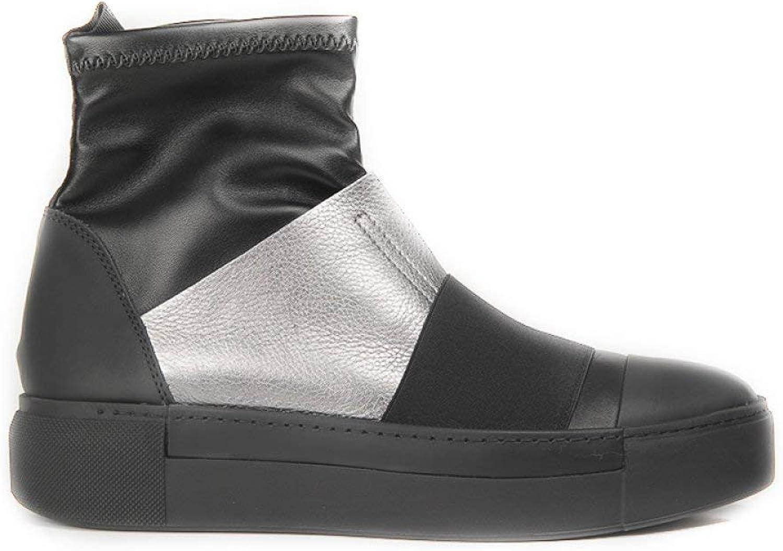 VIC, Damen Outdoor Fitnessschuhe schwarz schwarz Silber 37