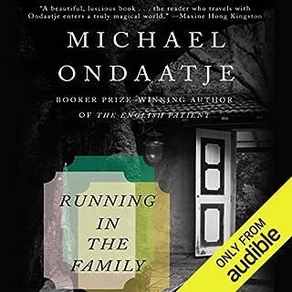 Running in the Family cover art