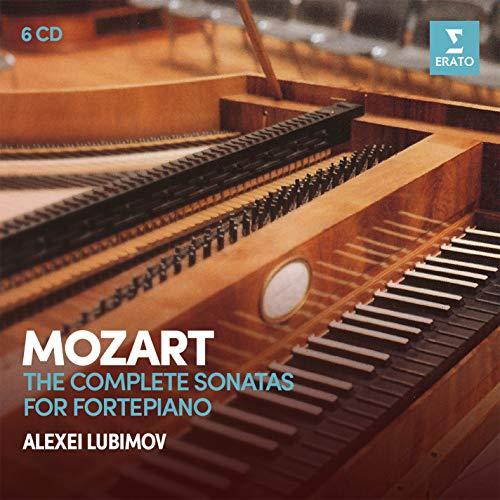 Mozart: Intégrale des Sonates pour Piano