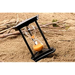 HGZLL Triangular hourglass timer 30 minute catering children's learning time home ornaments , 1