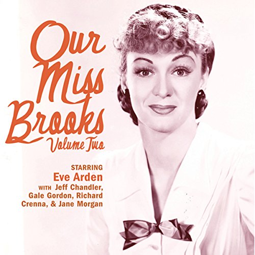 Our Miss Brooks: Volume Two cover art
