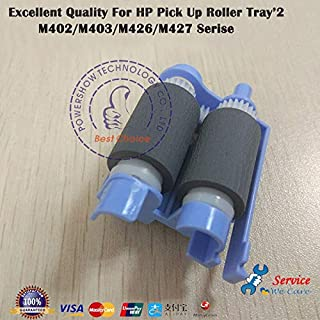 Printer Parts 5X Excellent Import Quality RM2-5452 RM2-5452-000CN Pick up Roller Tray 2 for HP M402 M403 M426 M427 Serise Feeder Roller