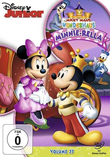 Micky Maus Wunderhaus, Volume 27 - Minnie-Rella