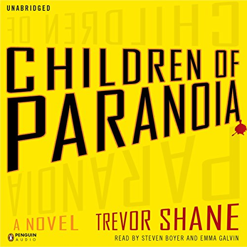 Children of Paranoia audiobook cover art