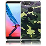 ZTE Blade V9 Camouflage Silicone Protective Case Protective