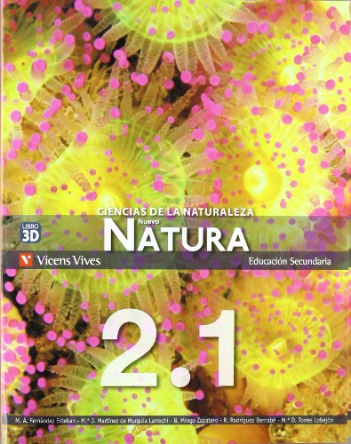 Nuevo Natura 2 (2.1-2.2) Trimestralizado - 9788468208817