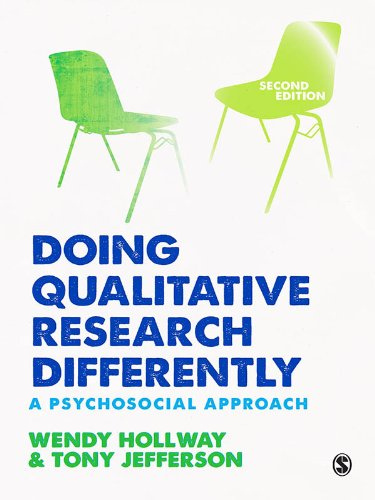 Doing Qualitative Research Differently: A Psychosocial Approach (English Edition)