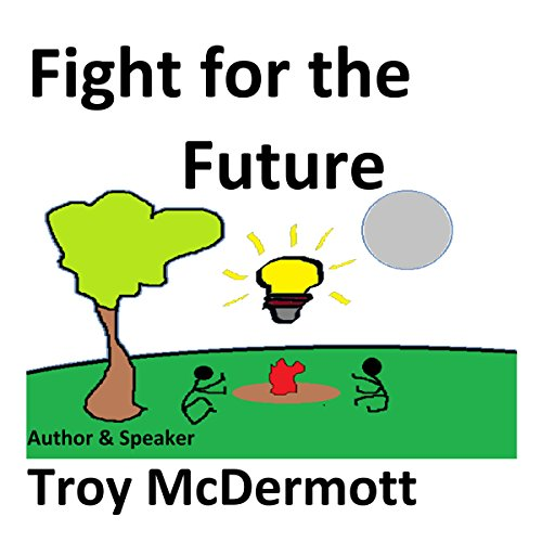 Fight for the Future audiobook cover art