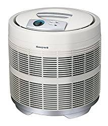 Best Air Purifier For Smoke Removal - Honeywell 50250-S True HEPA Air Purifier