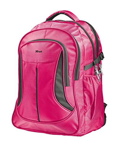 Trust Lima Laptop Backpack up to 16', Pink