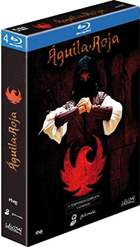 Águila Roja - Temporada 1 [Blu-ray]