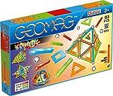 Geomag, Classic Confetti, 356, Magnetkonstruktionen und Lernspiele, 83-teilig