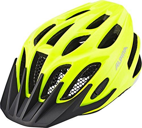 Alpina FB 2.0 Flash Bike Helm Kinderen geel 2018 Mountainbike Helm