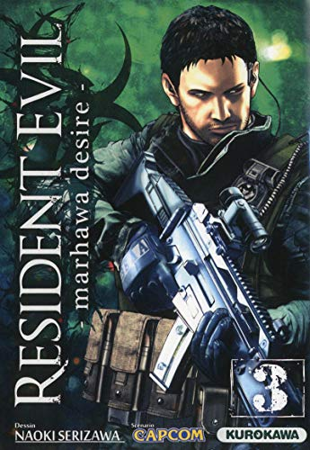 Resident Evil - Marhawa Desire - tome 03 (3)