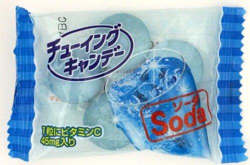 明治チューインガム チューイングキャンデー ソーダ 5粒×20袋