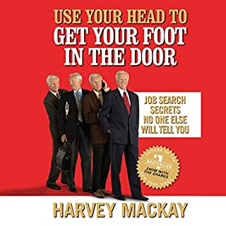Use Your Head to Get Your Foot in the Door cover art