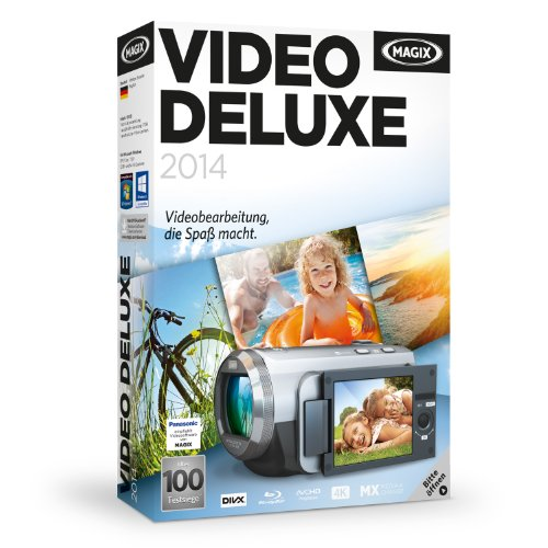 MAGIX Video deluxe 2014 [import allemand]