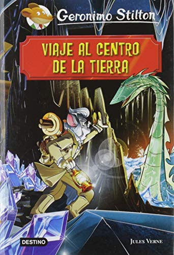 Viaje al centro de la tierra (Grandes historias Stilton)