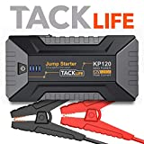 TACKLIFE 1200A Arrancador de Coches para Gas de 8L y...