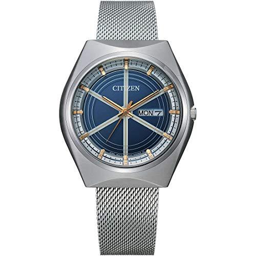 orologio solo tempo uomo Citizen Special Edition Crystron 1974 classico cod. BM8540-85L