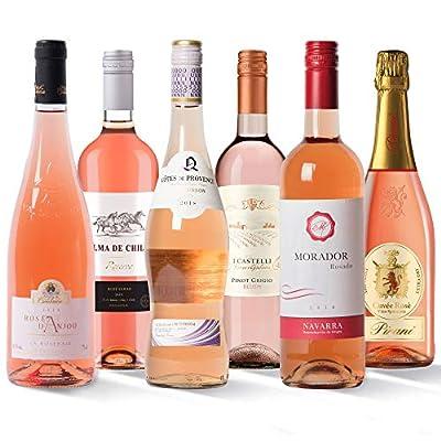 Mixed Rosé Wine Case – 6 x 75cl