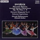 Danze Slave N.1 > N.8 Op.72, Slavon