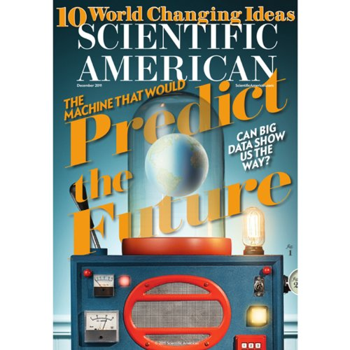 Scientific American, December 2011 audiobook cover art