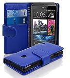 Cadorabo Hülle für HTC Desire 300 in KÖNIGS BLAU –