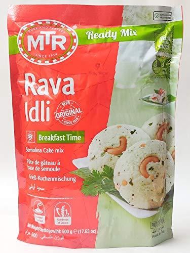 MTR Instant Rava Idli Mix 500g  MTRインスタント・ラバ・イドリ・ミックス